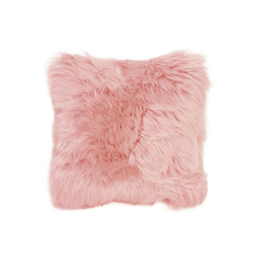 baa stool square cushion in dusky pink - JAVELIN