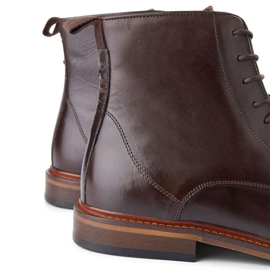 shoe the bear ned lace-up boots