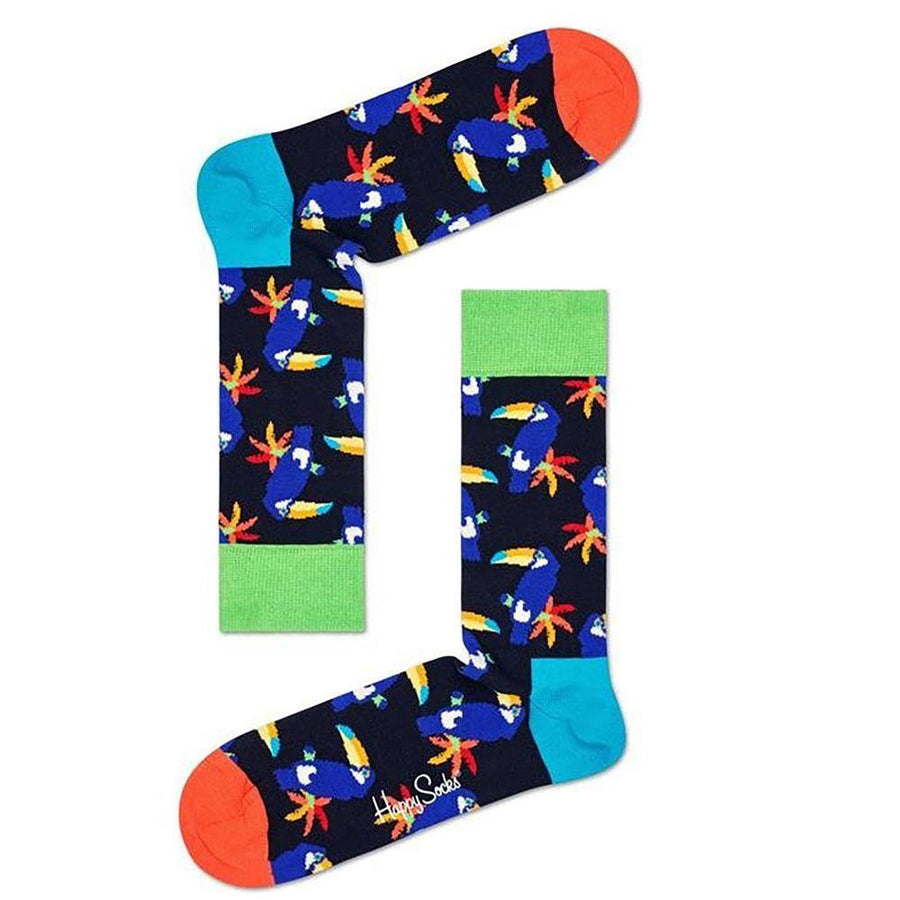happy socks toucan socks