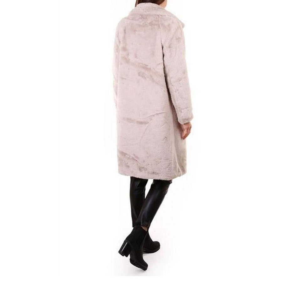 rino and pelle zonna faux fur jacket - JAVELIN