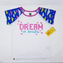 Load image into Gallery viewer, Exclusive LEGO® Dream in Bricks Pajamas 2-PCS