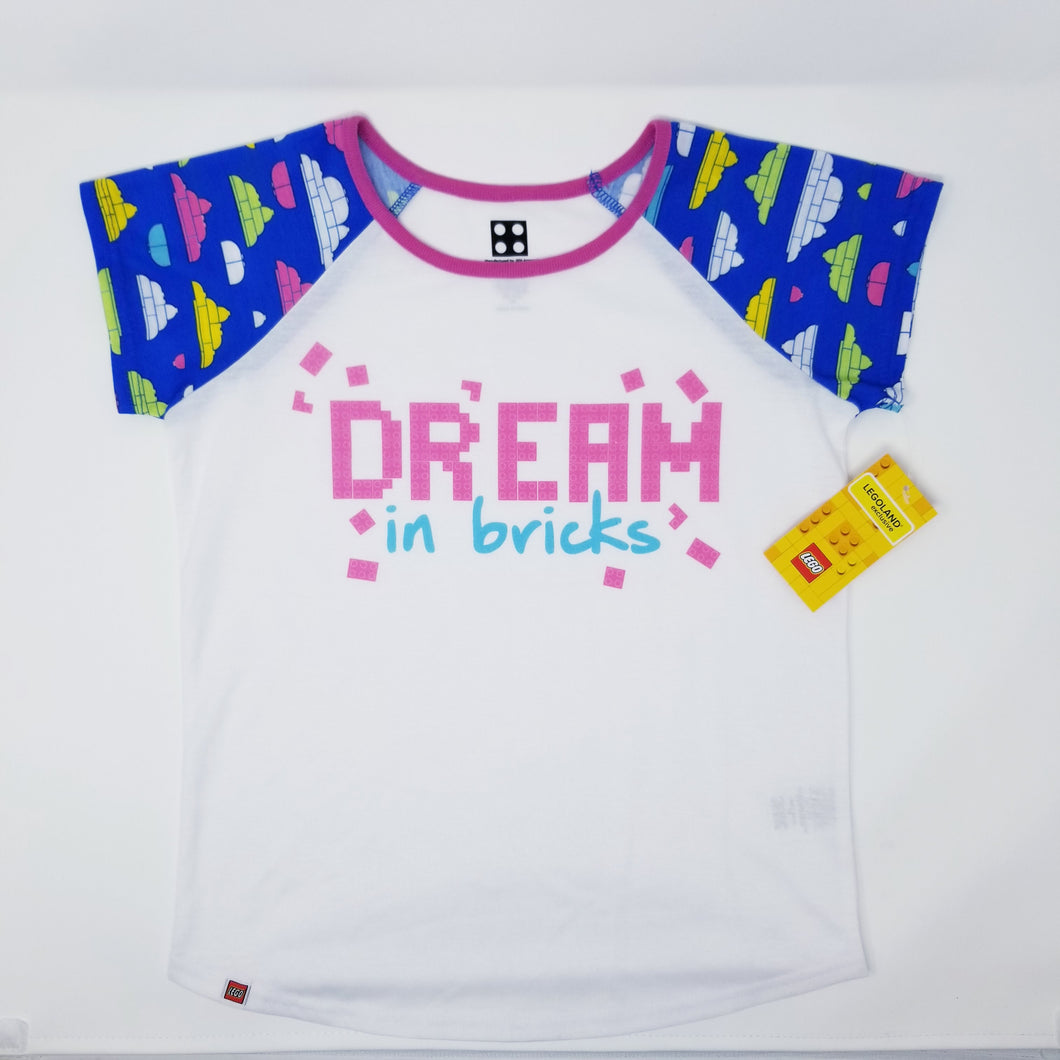 Exclusive LEGO® Dream in Bricks Pajamas 2-PCS