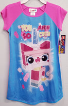 Load image into Gallery viewer, Exclusive THE LEGO® MOVIE 2™ Unikitty Night Gown