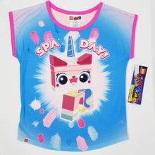 Load image into Gallery viewer, Exclusive THE LEGO® MOVIE 2™ Unikitty Pajamas 2-PCS