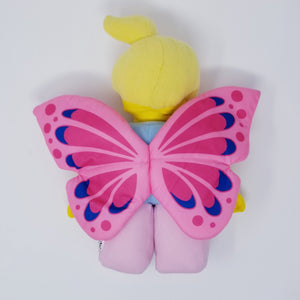 LEGO® Butterfly Girl Minifigure Plush