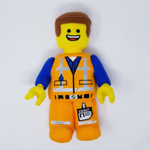 Load image into Gallery viewer, The LEGO® MOVIE 2™ Emmet Minifigure Plush