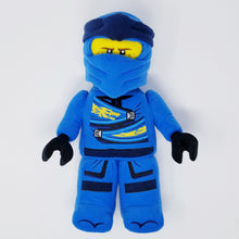 Load image into Gallery viewer, LEGO® NINJAGO® JAY Minifigure Plush