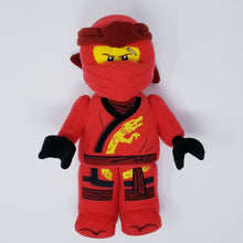 Load image into Gallery viewer, LEGO® NINJAGO® KAI Minifigure Plush
