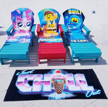 Load image into Gallery viewer, LEGOLAND® EXCLUSIVE THE LEGO® MOVIE 2™ TOWELS (PACK OF 4)