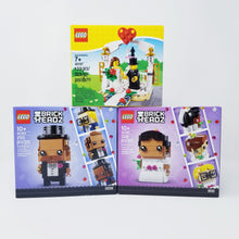 Load image into Gallery viewer, LEGO® WEDDING BUNDLE