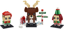Load image into Gallery viewer, LEGO® BRICKHEADZ REINDEER, ELF & ELFIE - 40353