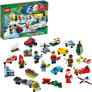 LEGO® CITY Advent Calendar - 60268