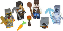 Load image into Gallery viewer, LEGO® MINECRAFT™ SKIN PACK 2 - 6147456