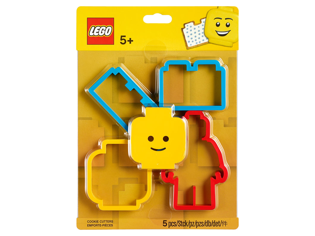 LEGO® Cookie Cutters