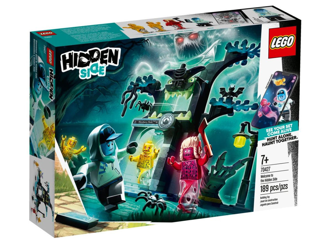 LEGO® Hidden Side™ Welcome to the Hidden Side- 70427