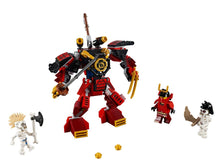 Load image into Gallery viewer, LEGO® NINJAGO® The Samurai Mech - 70665