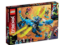 Load image into Gallery viewer, LEGO® NINJAGO® Jay's Cyber Dragon - 71711