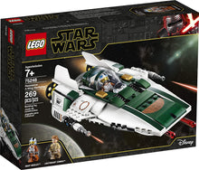 Load image into Gallery viewer, LEGO® STAR WARS™ Resistance A-Wing Starfighter -75248