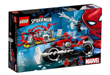Load image into Gallery viewer, LEGO® MARVEL Spider-Man Bike Rescue - 76113