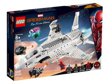 Load image into Gallery viewer, LEGO® MARVEL Stark's Plane & Drone Attack - 76130