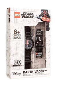 LEGO® STAR WARS™ 20TH ANNIVERSARY DARTH VADER WATCH