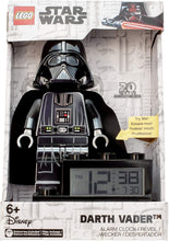 Load image into Gallery viewer, LEGO® STAR WARS™ 20TH ANNIVERSARY DARTH VADER CLOCK