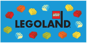 LEGOLAND® BRICK BEACH BUNDLE *FREE GIFT WITH PURCHASE*