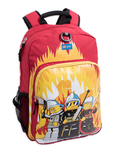 LEGO® CITY FIRE TRIO BACKPACK