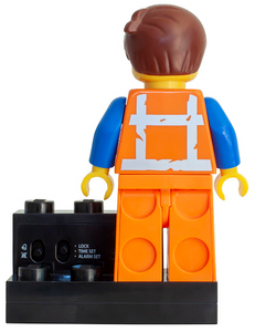 LEGO® MOVIE 2™ ALARM CLOCK