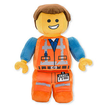 Load image into Gallery viewer, The LEGO® Movie 2™ Emmet Minifigure Cuddle Pillow
