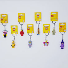 Load image into Gallery viewer, ULTIMATE LEGO® ICONIC KEY CHAIN BUNDLE