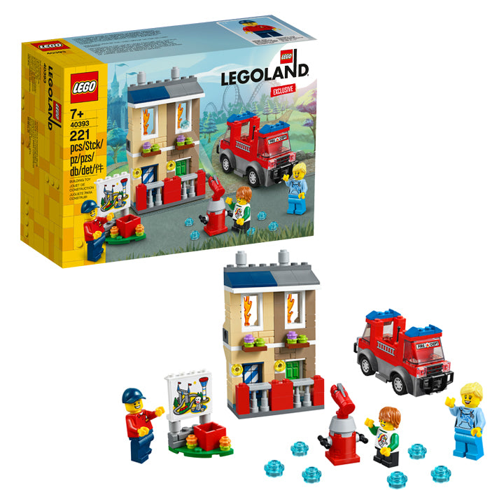 Exclusive! LEGOLAND®  Fire Academy - 40393