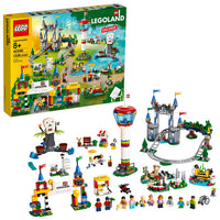 Deals on LEGO LegoLand Park Set 1336-Piece 40346