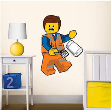 Load image into Gallery viewer, The LEGO® Movie 2™ Emmet Staticker