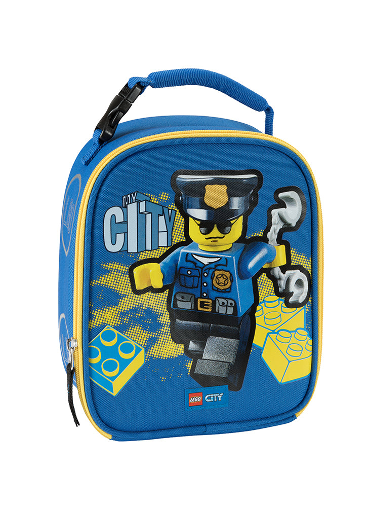 LEGO® CITY POLICE LUNCH BAG