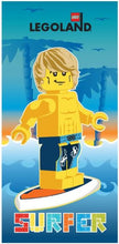 Load image into Gallery viewer, LEGOLAND® MINIFIGURE BEACH BUNDLE *FREE GIFT WITH PURCHASE*