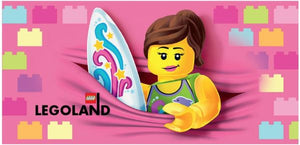 LEGOLAND® MINIFIGURE BEACH BUNDLE *FREE GIFT WITH PURCHASE*