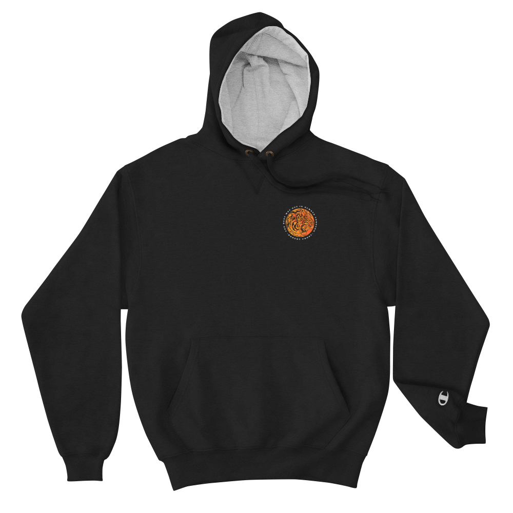 The Best Way Out Hoodie