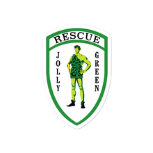 Load image into Gallery viewer, Jolly Green PJ Sticker