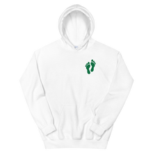 Load image into Gallery viewer, Green Feet Hoodie, Unisex