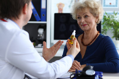 The Benefits of CBD Oil for Seniors
