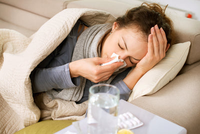 How CBD Can Help During Cold and Flu Season