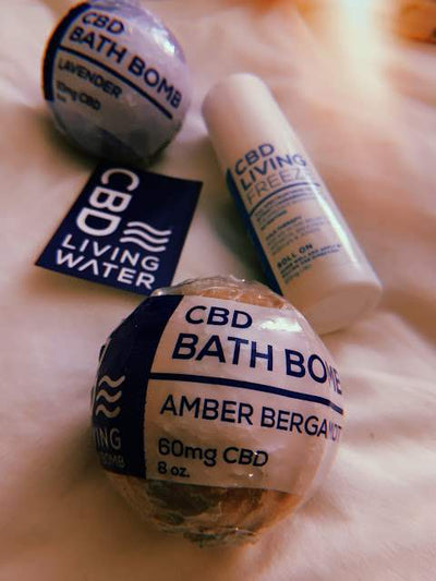 A Cruelty Free Me – CBD Living Bath Bombs & Freeze