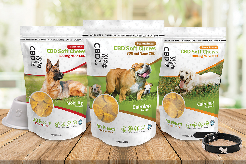 CBD Pet Injestibles