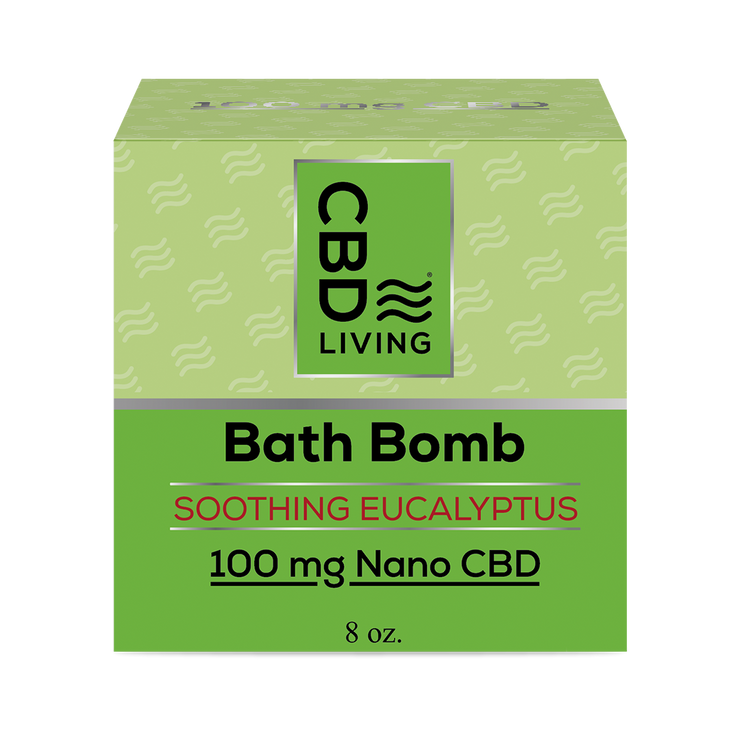 CBD Bath Bomb 100 mg