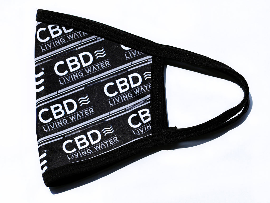 CBD Living Mask Antimicrobial
