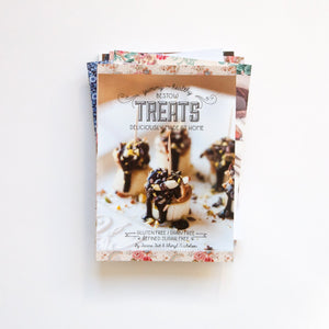 Bestow Treats Cook Book