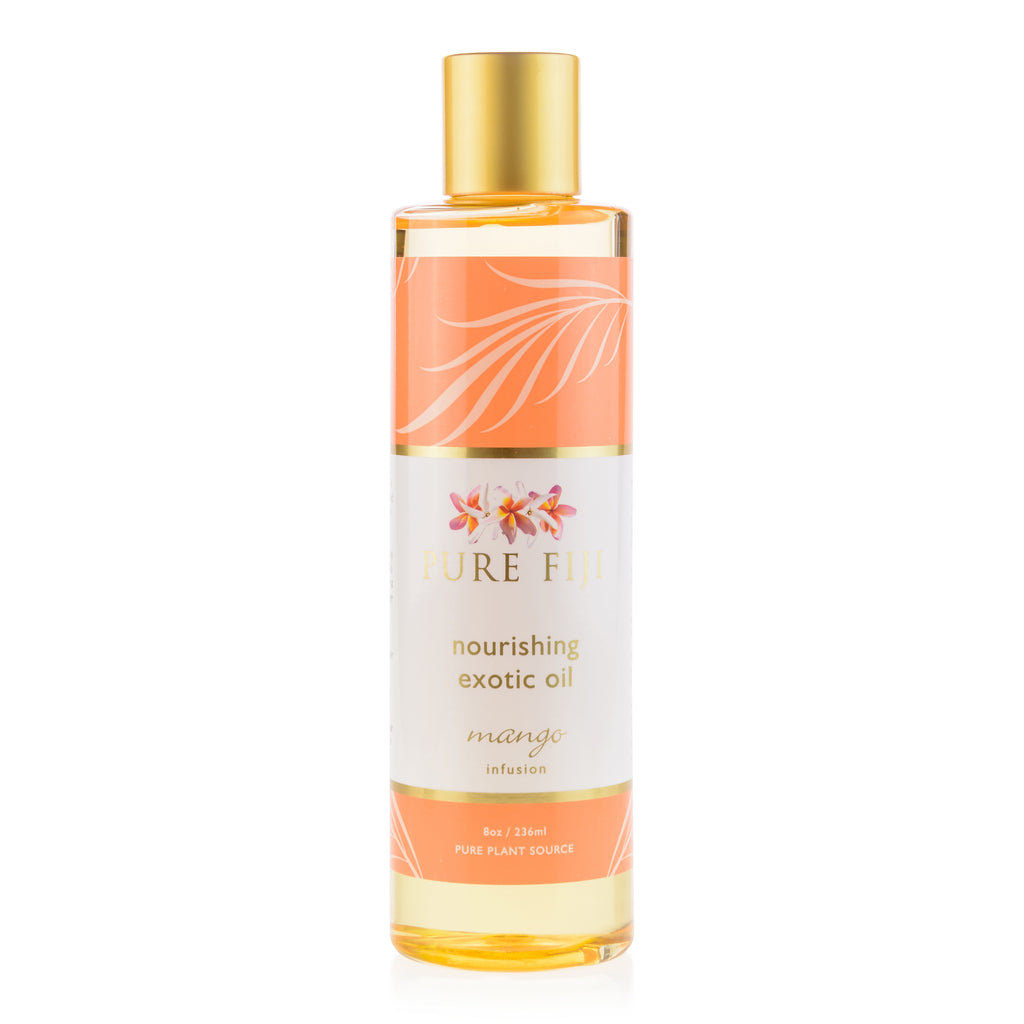 Exotic Bath & Body Oil 240ml | Assorted Fragrances