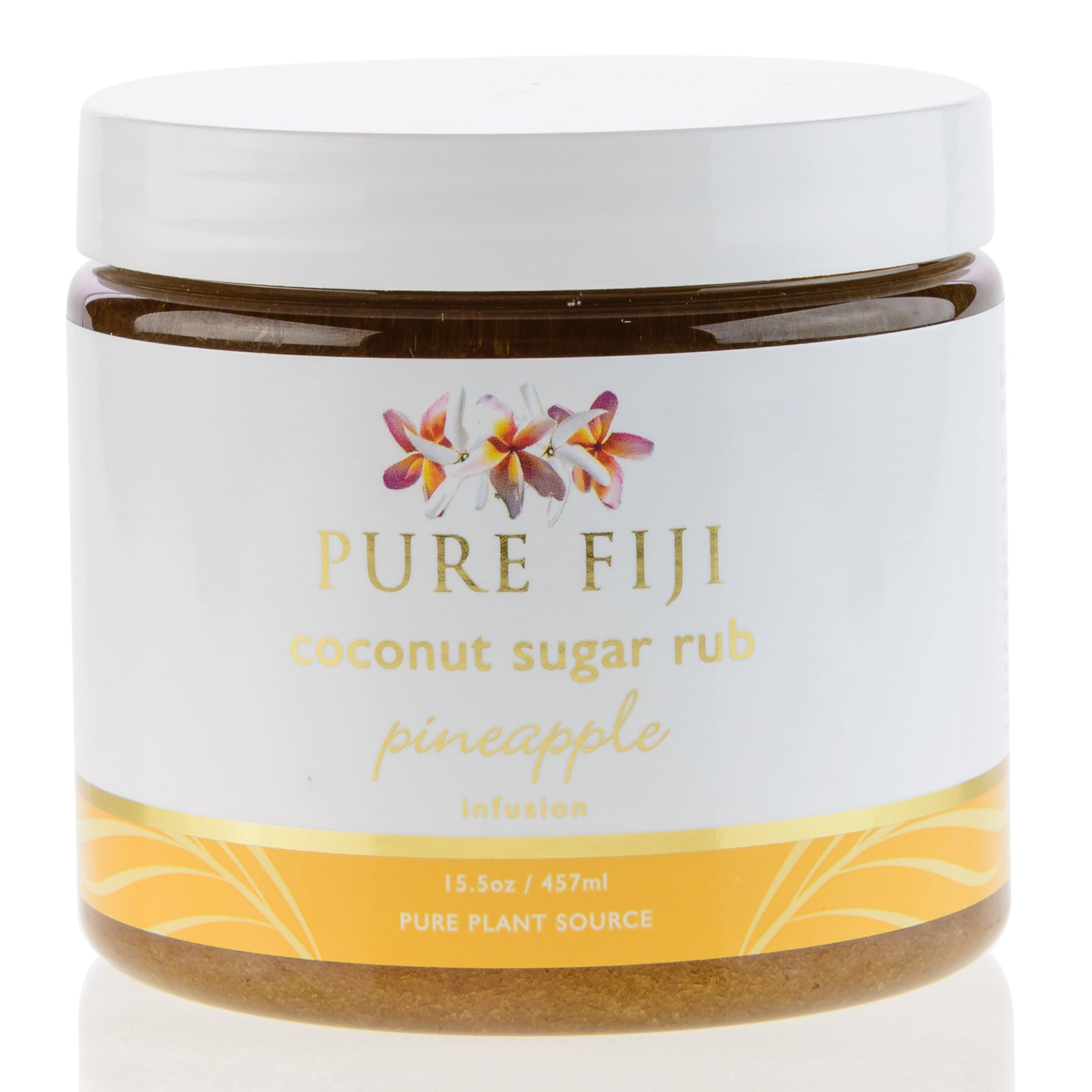 Pure Fiji Sugar Rub 457ml | Assorted Fragrances