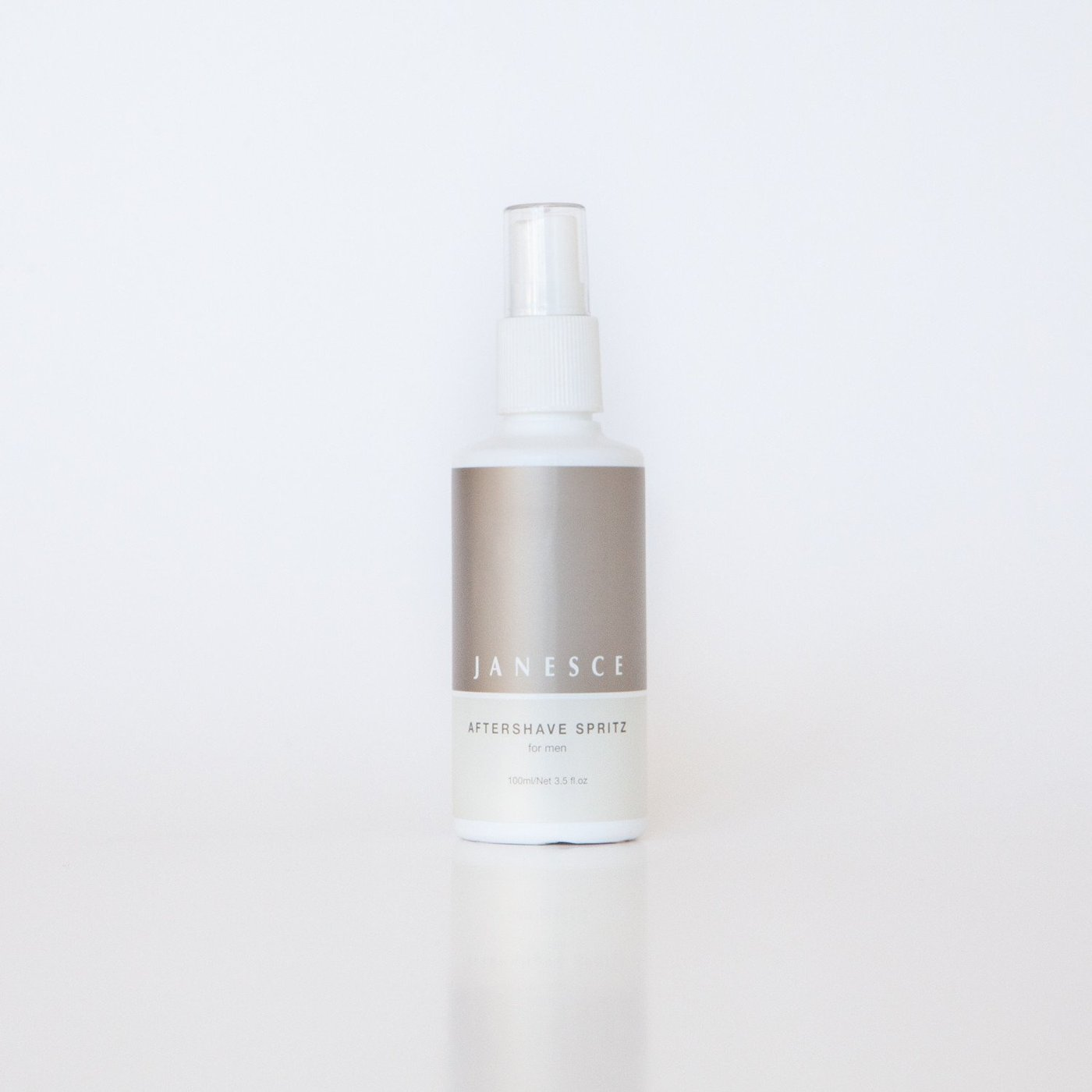 Janesce After Shave Spritz available online at Vital Balance